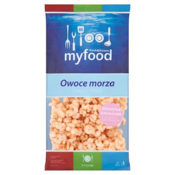 Krewetki Koktajlowe - My Food smaczny dodatek do dań kuchni śródzmiemnomorskiej.