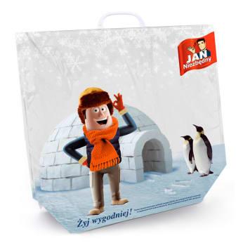JAN NIEZBĘDNY Thermo-insulating bag 1pc