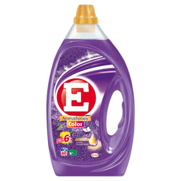 E Aromatherapy Color A liquid laundry detergent from Provence and Jasmine 3l