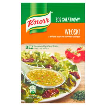 Sos sałatkowy włoski - Knorr