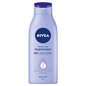 NIVEA Smooth Sensation Body Milk (dry skin) 400ml