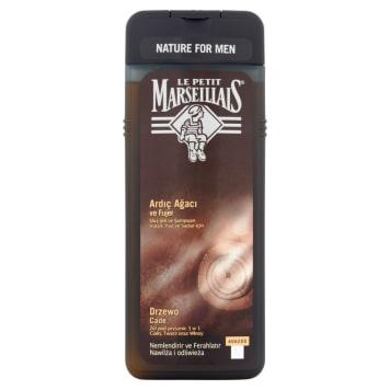LE PETIT MARSEILLAIS 3in1 shower gel for men Cade Tree 1pc