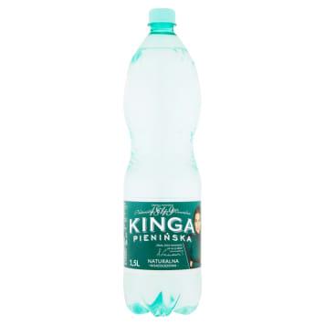Naturalna woda mineralna niegazowana Kinga Pienińska
