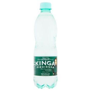 Woda mineralna niegazowana- Kinga Pienińska. Woda dla koneserów i odkrywców smaku.