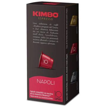KIMBO NAPOLI Kawa w kapsułkach 10 szt. 58g