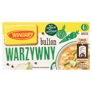 Bulion warzywny - Winiary