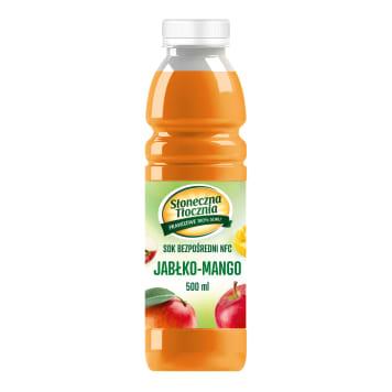 SŁONECZNA TŁOCZNIA Apple and mango juice 500ml
