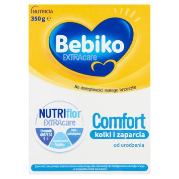 Comfort 1 na kolki i zaparcia - Bebiko. Załagodzi dolegliwości trawienne niemowląt.