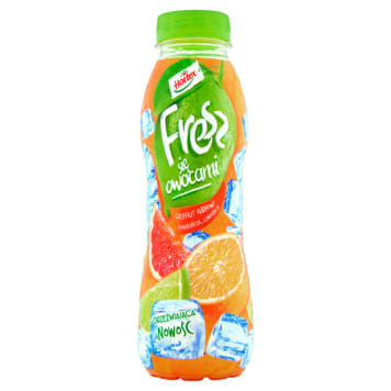 HORTEX Fresz Drink of multifruit grapefruit ruby ??orange lime 400ml
