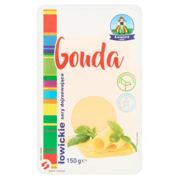 Ser Gouda w plastrach - OSM Łowicz. Wyjątkowy smak dla całej rodziny.