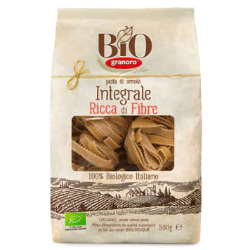 GRANORO pasta slot BIO 500g