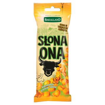 BAKALLAND Słona Ona Salted roasted corn 50g