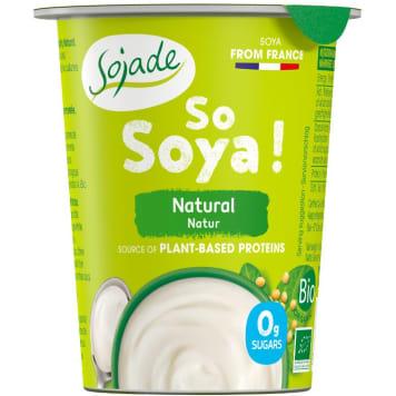 Znalezione obrazy dla zapytania Jogurt sojowy naturalny Sojade
