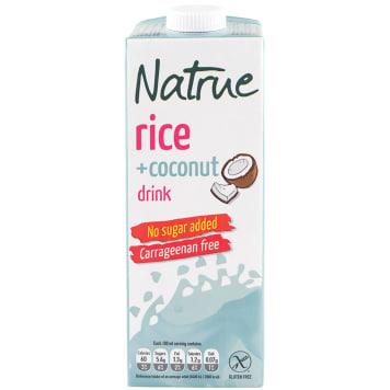 NATRUE Napój ryżowy z kokosem 1l