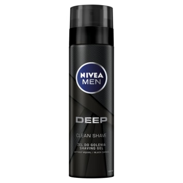 NIVEA MEN Deep Shave gel 200 ml