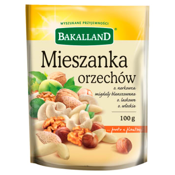 BAKALLAND A mixture of nuts 100g