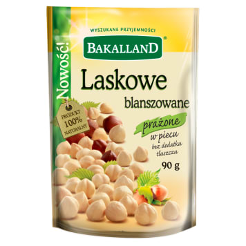 BAKALLAND Roasted blanched roasted nuts 90g
