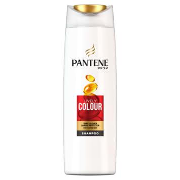 Szampon - PANTENE PRO V. Przywraca blask włosom farbowanym
