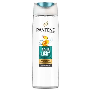Szampon do włosów - Pantene Pro-V Aqua Light. Doskonale pielęgnuje i czyści włosy.