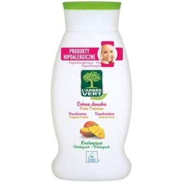 L'ARBRE VERT Żel pod prysznic owoce tropikalne 300ml