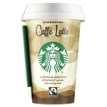 STARBUCKS Caffe Latte 220 ml