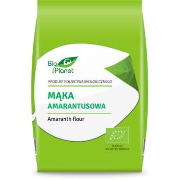 Mąka amarantusowa – Bio Planet. Wytwarzana w sposób w pełni naturalny.