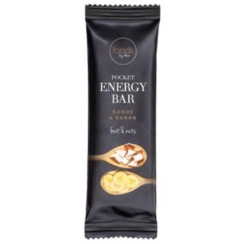 FOODS BY ANN Pocket Energy Bar Kokos & Banan 35g