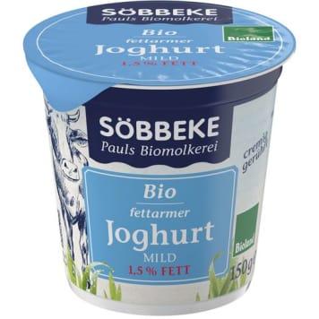 Jogurt naturalny 1,5% - Sobbeke. Ten wyśmienity jogurt gwarantuje sukces kulinarny bez zbędnych kalorii.