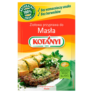 KOTANYI Herbal spice for butter 24g