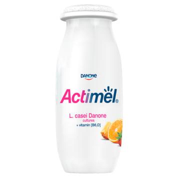 DANONE Actimel Mleko fermentowane o smaku wieloowocowym 100ml