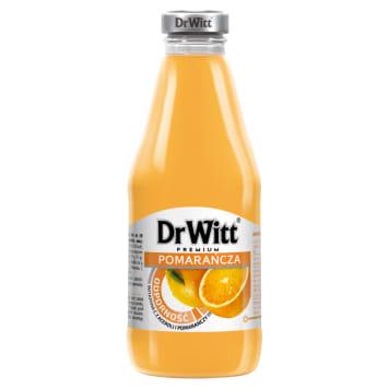 Napój pomarańczowy 300 ml - Dr Witt. Pyszny smak i bogactwo witamin.