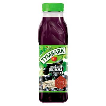 Tymbark nektar czarna porzeczka to bogate i orzeźwiające źródło witaminy C.