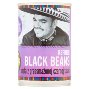 CASA DE MEXICO Pasta z czarnej fasoli 430g
