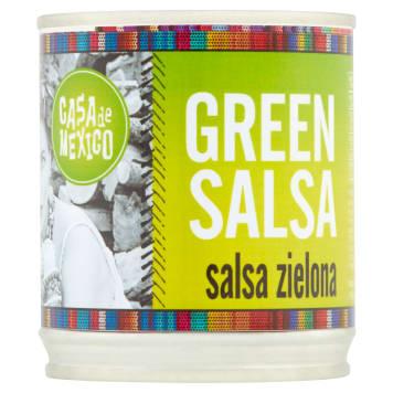 CASA DE MEXICO Salsa verde zielona 215g