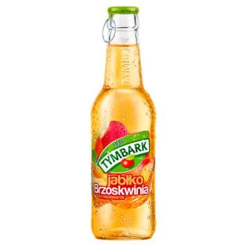 Tymbark - Napój jabłko brzoskwinia. Wyjatkowy smak i orzeźwienie.
