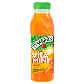 TYMBARK VITAMINI juice banana carrot apple 300ml