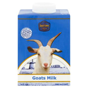 GOAT FARM Mleko kozie UHT 4% 500ml