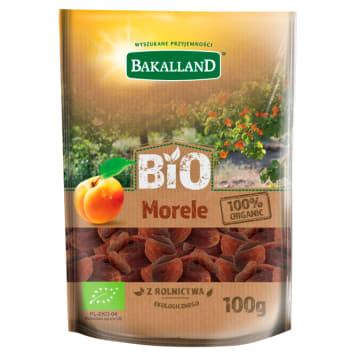 BAKALLAND BIO Dried apricots BIO 100g