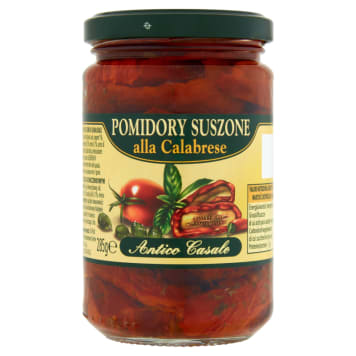 ANTICO CASALE Dried tomatoes with capers 285 g