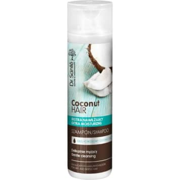 DR SANTE Shampoo with coconut oil for dry and brittle hair 250ml
