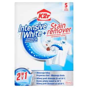 K2R Intensive White + Stain Remover Saszetki 150g