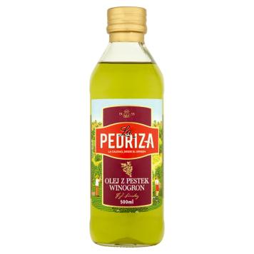 LA PEDRIZA Grape seed oil 500ml