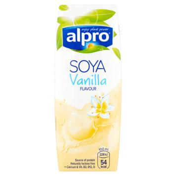 Napój sojowy waniliowy 250ml - Alpro Soya