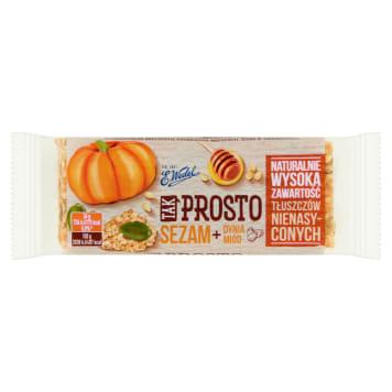 WEDEL Tak Prosto Sesame pumpkin soup with pumpkin and honey 36g