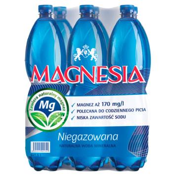 MAGNESIA Still Mineral Water 9l