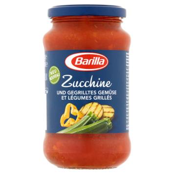 Barilla - Sos pomidorowy Zucchini. Niezwykłe połączenie smaków.