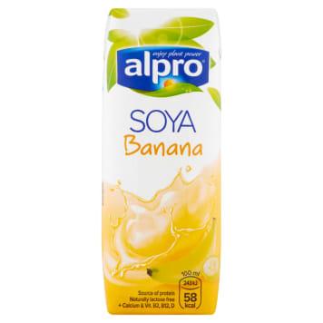 ALPRO Napój sojowy bananowy 250ml