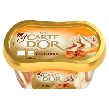 CARTE D'OR Ice cream Caramel 180ml