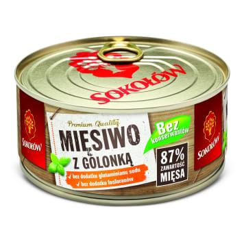SOKOŁÓW Meat with pork knuckle 300g