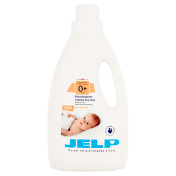JELP 0+ Hypoallergenic washing liquid 1.5 l
